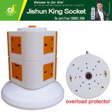 Powerful surge protector,power extension socket,receptacle with usb