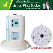 250V outlet home/office,power strip cord,plug with usb socket port