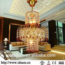C98177 fancy crystal chandelier ,wall chandeliers ,ceramic luster glaze