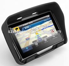 4.3inch gps/gsm waterproof motorcycle GPS navigator