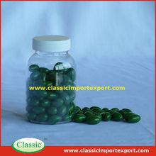 GMP Certified Halal Aloe vera slimming soft capsule private label