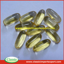 GMP Certified Halal Omega 369 soft capsules with Flax seed oil Private label
