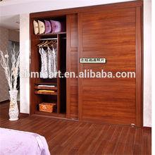modern bedroom wall wardrobe design