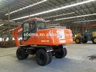 best price for sale used wheel komatsu excavator