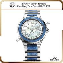 vogue japanese movement men's watch chinese manufacturer