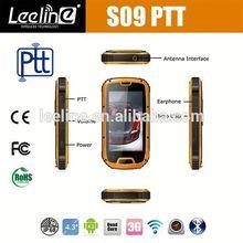 free samples zte phone 4.5 inch ips screen mtk6589 quad core