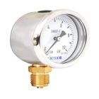 High Quality Bourdon Type Manometer Used Worldwide