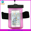 Colorful summer product small pvc waterproof bag for phone waterproof case for iphone