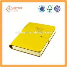 Hardboard 2014 fancy handmade agenda for sale