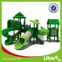 China Wenzhou Preschool Children Outdoor Playground Equipment of Woods Series LE.SL.009