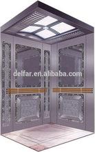 Passenger elevator large size dimension