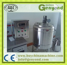 Small / mini dairy, Milk Pasteurizer