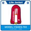 2014 PFD lifesaving jacket life buoy for aluminum canoe