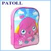 Fashion design promotional lovely dog school backpack bag for kid