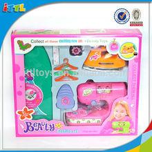 Crianças brinquedo costura miúdo pretend play toy toy máquina de costura