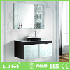 attractive smart Wall-hung low price hotel wall shaving mirror