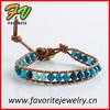 Wholesale making leather bracelets