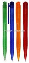 Top quality fashion plastic ABS ball pen