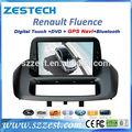 """Ventas al por mayor zestech 7"""" pantalla táctil 2 din dvd para el coche gps para renault fluence reproductor de dvd con gps/bluetooth/dvd/usb/sd/mp3/mp5"""