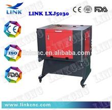 40w mini laser engraver machine 5030 for crafts, 5030 40w laser machine mini