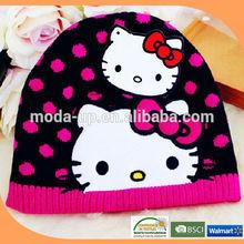2014 alibaba express hello kitty wholesale/ hello kitty/ hello kitty hats