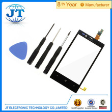 mobile phones factories in china touch screen digitizer glass for nokia lumia 720