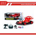 1:10 escala de alta velocidad de control remoto off- carretera de juguetes del coche