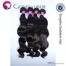 Global hot selling bresilienne human hair 5A unprocessed braiding brazilian hair body wave