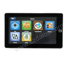 7 Inch 800x480 HD 4GB Touch Screen Car GPS Navigation GPS Navigator Hands Free/ MP3 MP4/ AV IN