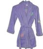 2014 Xinbo Girls Xhilaration Bath robe size S, Color purple