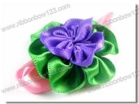 fashion ribbon flowers bows rosettes