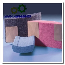 silicon carbide abrasive block