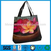 Supply non woven bag nylon foldable shopping bag