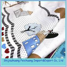 Uzbekistan T/C 80/20 printed patterned bedding fabric