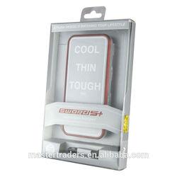 LJY Sword 5+ Double Color Matte Metal Aluminum bumper case for iphone 5 5S MT-2202