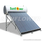 Made in china Freeze-proofing Solar Thermal Hot Water Systems Cost