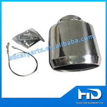 Car muffler, muffler for Alphard/vellfire 20s