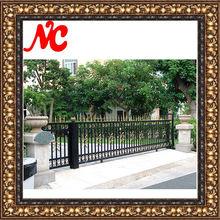 New product wrought iron gate/iron gate /gates