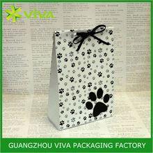 Custom Printed Reusable owls gift bag