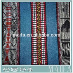 Latest fashion 100% polyeser jacquard sofa indian fabric wholesale