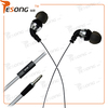 Shenzhen brand computer accessories earphone with mic for iphone 4s