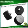 Jiangyin Huayuan supply various rubber to metal bonding parts