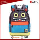High quality monster kids school bag