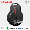 Airwheel factory CE,ROHS certificated solo wheel unicycle leisure exercise and our door sports equipment electric bike