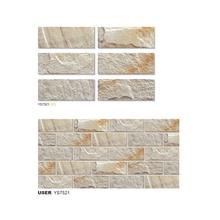Long life span exterior wall tile decorative wall tile