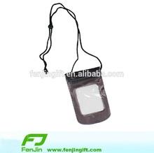 Promotional PVC mobile phone waterproof case