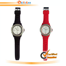 custom silicone sport watches