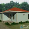 High space utilization mobile villa hoouse