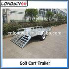 off road golf cart trailer/atv trailer