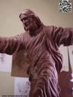 bronze jesus statue,casting brass jesus statue